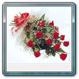 Mic-001 Price € 26 One dozen Red Roses Gift wrapped